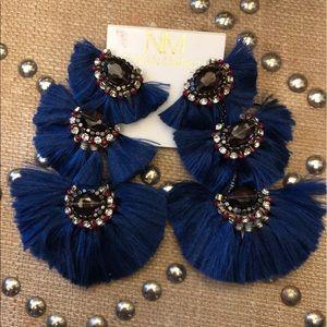 NWT- Neiman Marcus Earrings